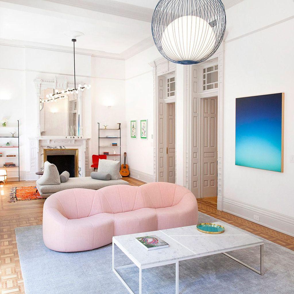 Fabulous Family Friendly Living Room Decoration Ideas 26