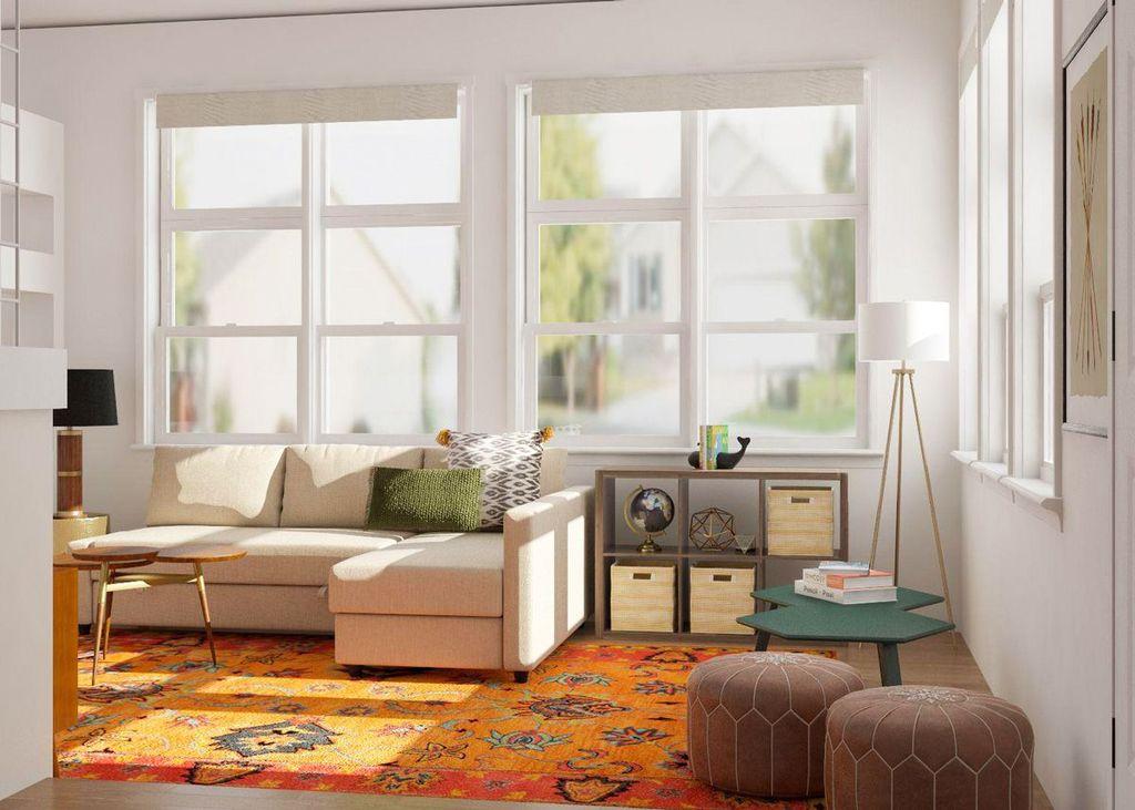 Fabulous Family Friendly Living Room Decoration Ideas 27