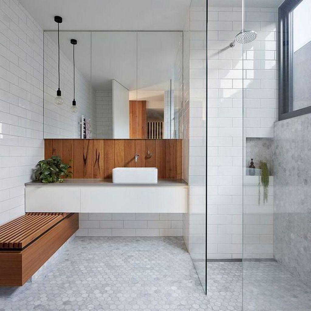 Fabulous Minimalist Bathroom Decor Ideas That Become Everyones Dream 21