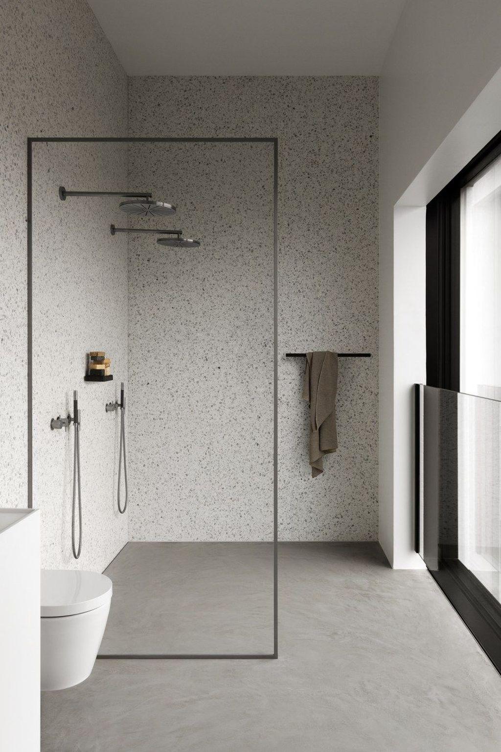 Fabulous Minimalist Bathroom Decor Ideas That Become Everyones Dream 31