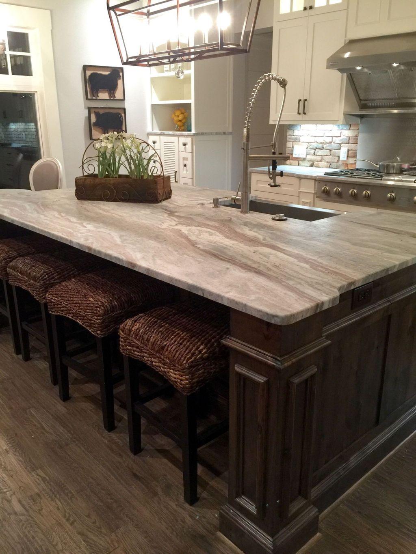 Gorgeous Kitchen Countertops Design Ideas 12