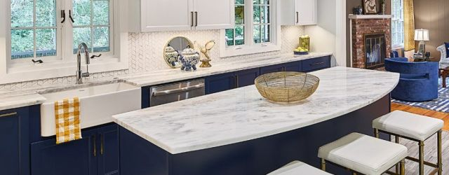 Gorgeous Kitchen Countertops Design Ideas 15