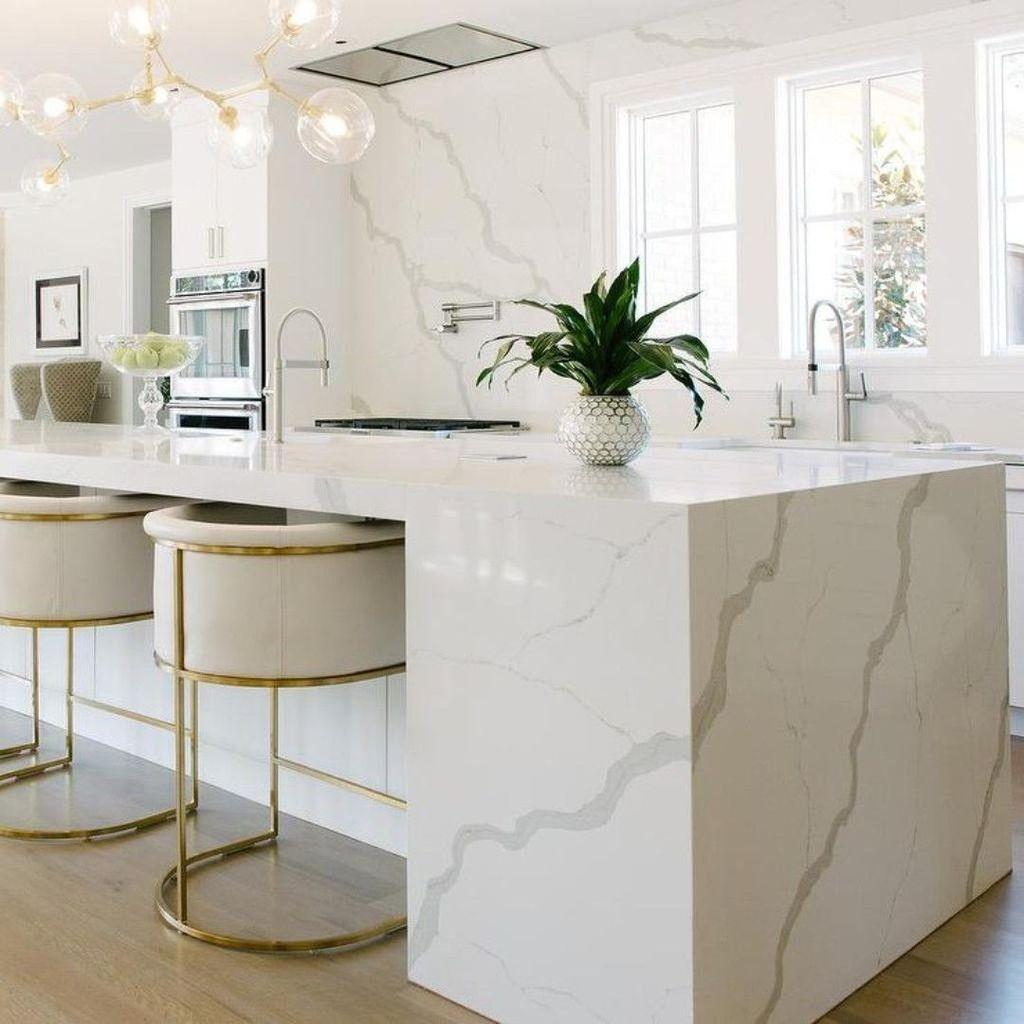 Gorgeous Kitchen Countertops Design Ideas 17