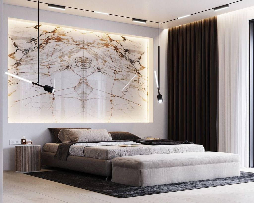 Incredible Modern Bedroom Design Ideas 08