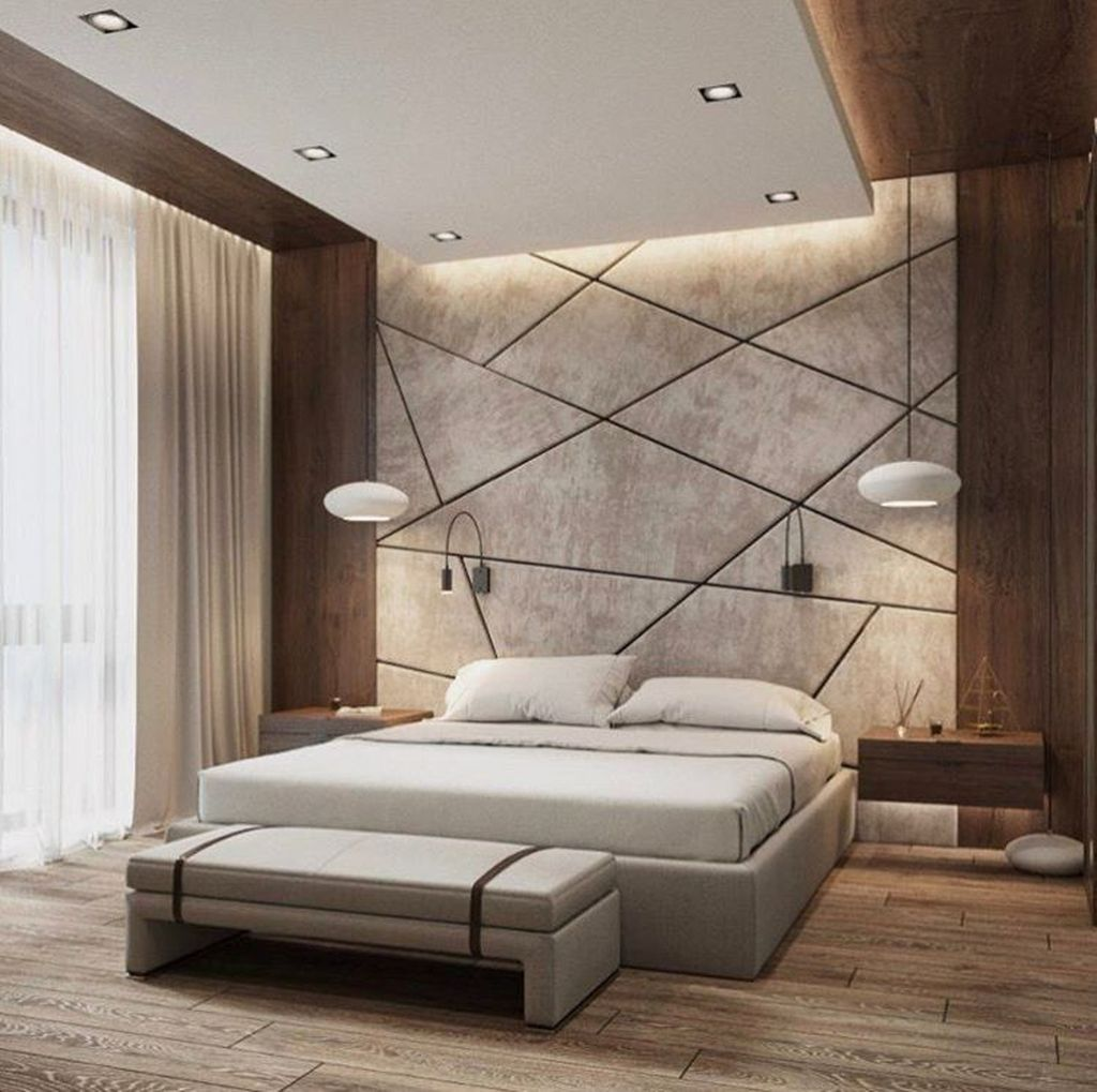 Incredible Modern Bedroom Design Ideas 27