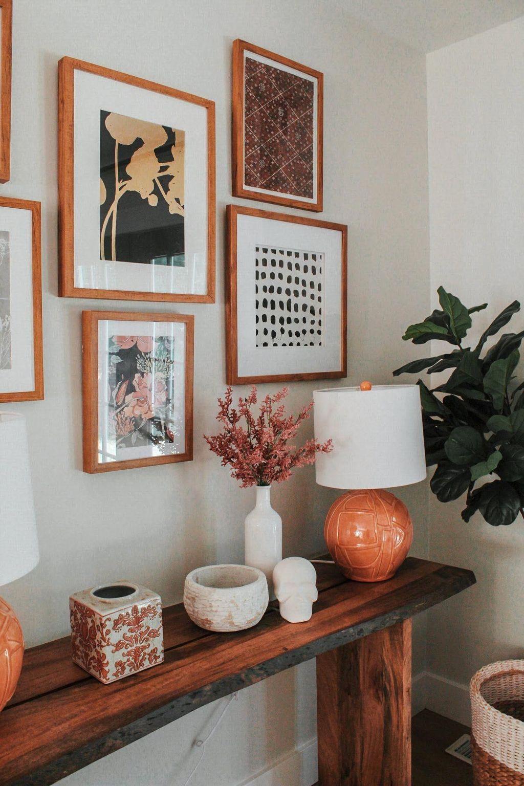 Inspiring Fall Living Room Decor Ideas On A Budget 13