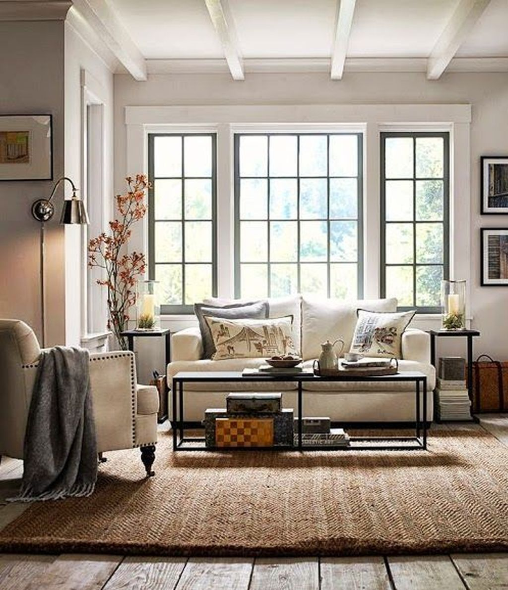 Lovely Capde Cod Living Room Design Ideas 24
