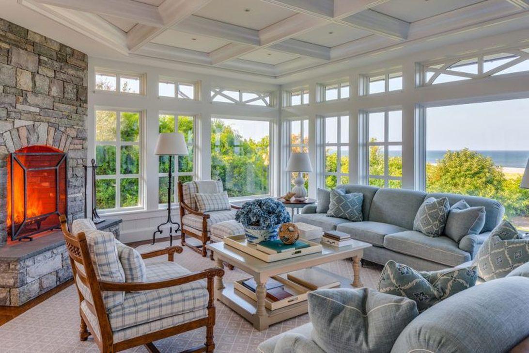 Lovely Capde Cod Living Room Design Ideas 27