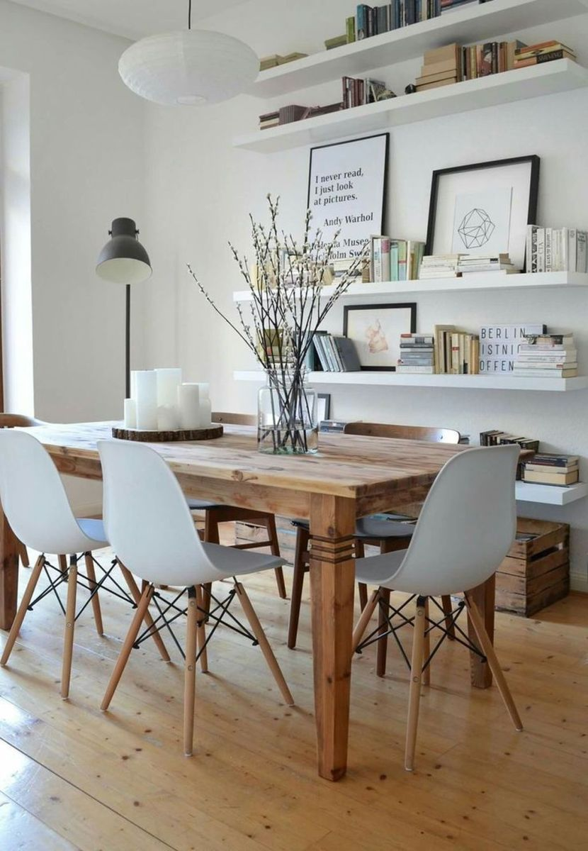 Lovely Family Dining Room Design And Decor Ideas 04