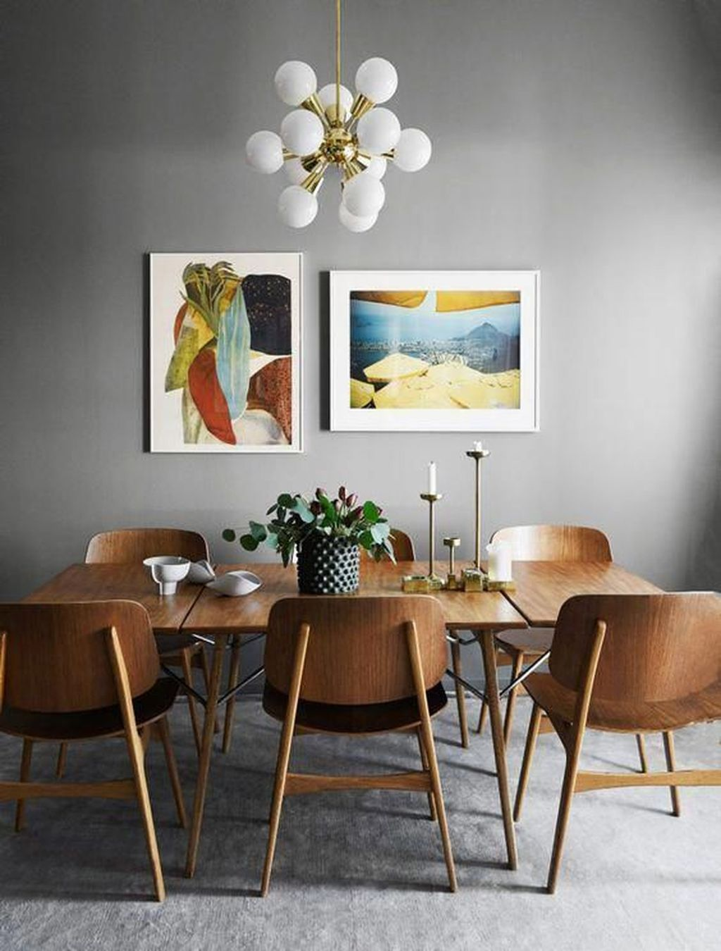 Lovely Family Dining Room Design And Decor Ideas 07