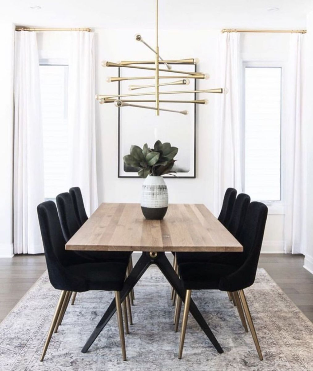 Lovely Family Dining Room Design And Decor Ideas 17