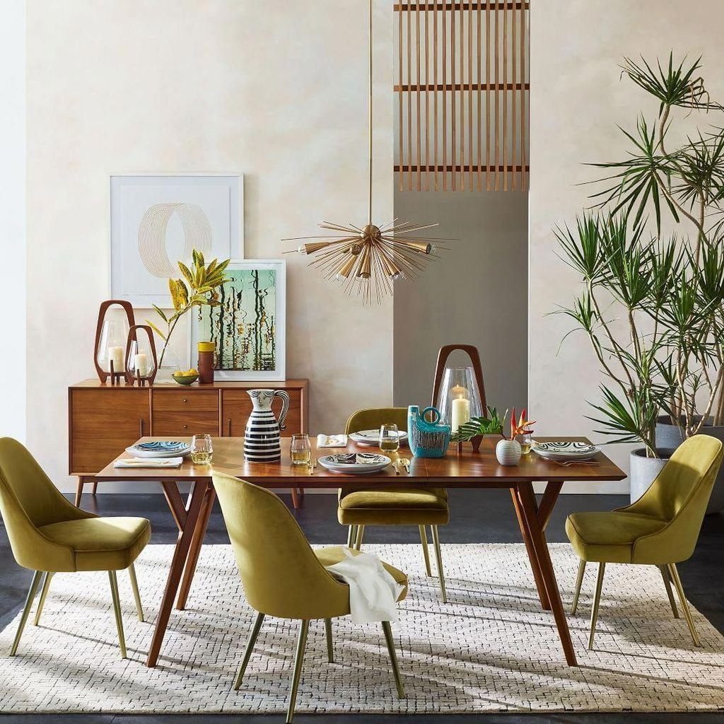 Lovely Family Dining Room Design And Decor Ideas 20