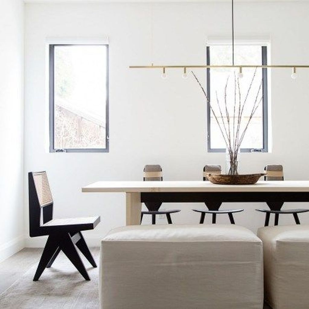 Lovely Family Dining Room Design And Decor Ideas 27