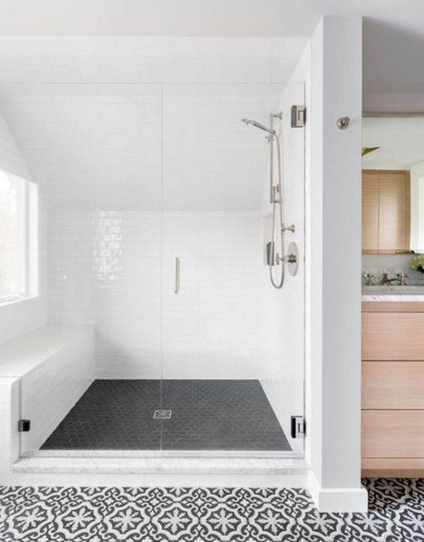 Lovely Farmhouse Bathroom Design Ideas 24