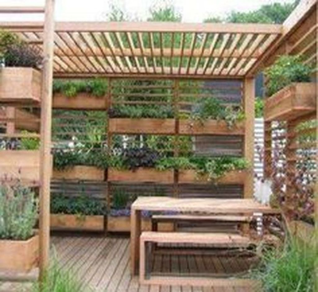 Lovely Small Home Garden Ideas That You Will Want 07