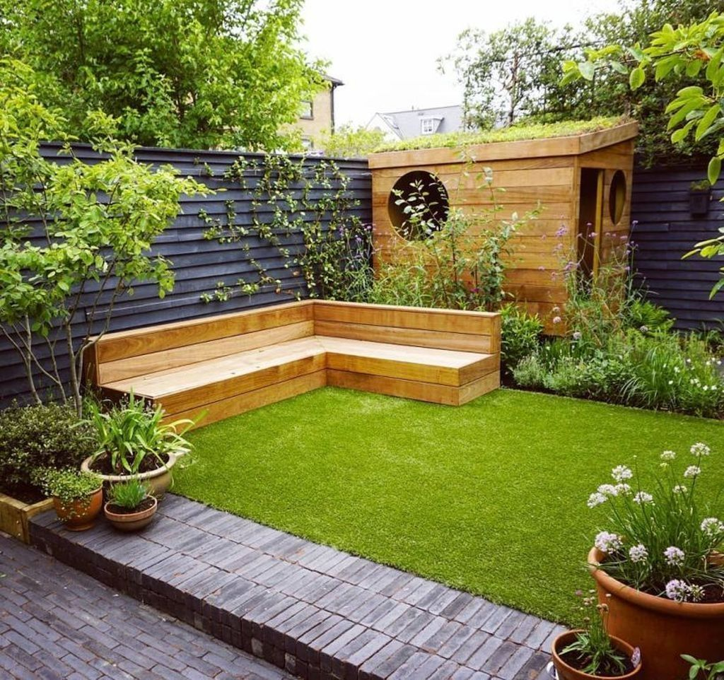 33 Lovely Small Home Garden Ideas That You Will Want Magzhouse