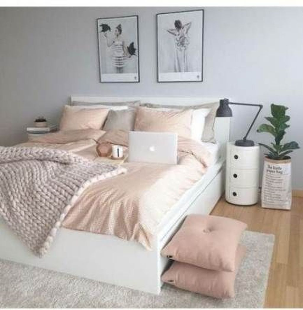 36 Popular And Trendy Bedroom Ideas 2019 - MAGZHOUSE on Trendy Bedroom  id=28378