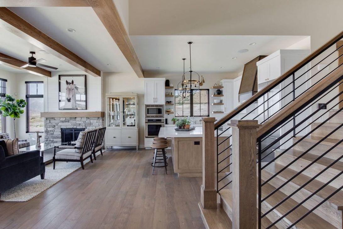 Stunning Farmhouse Interior Design Ideas To Realize Your Dreams 01