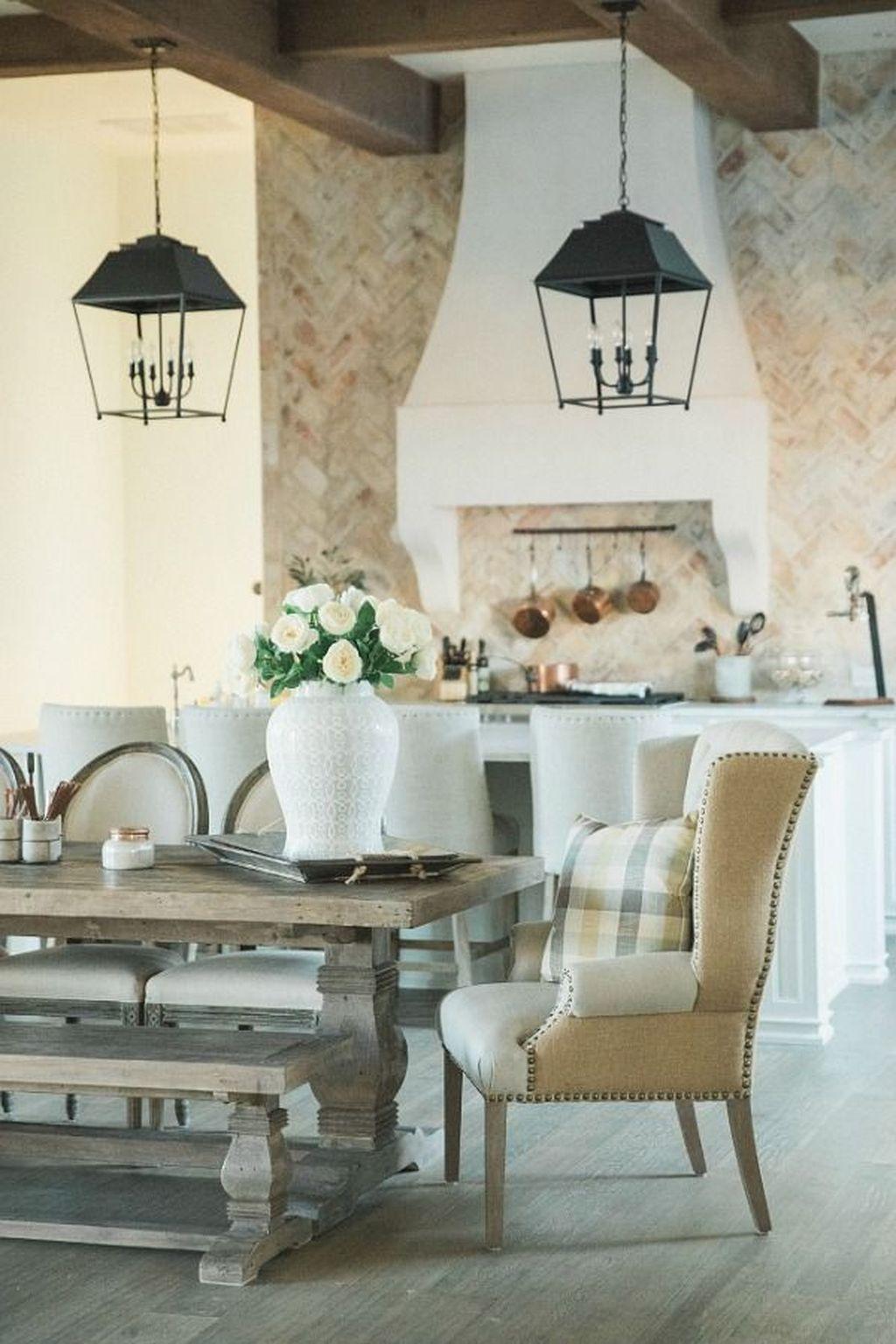 Stunning Farmhouse Interior Design Ideas To Realize Your Dreams 15