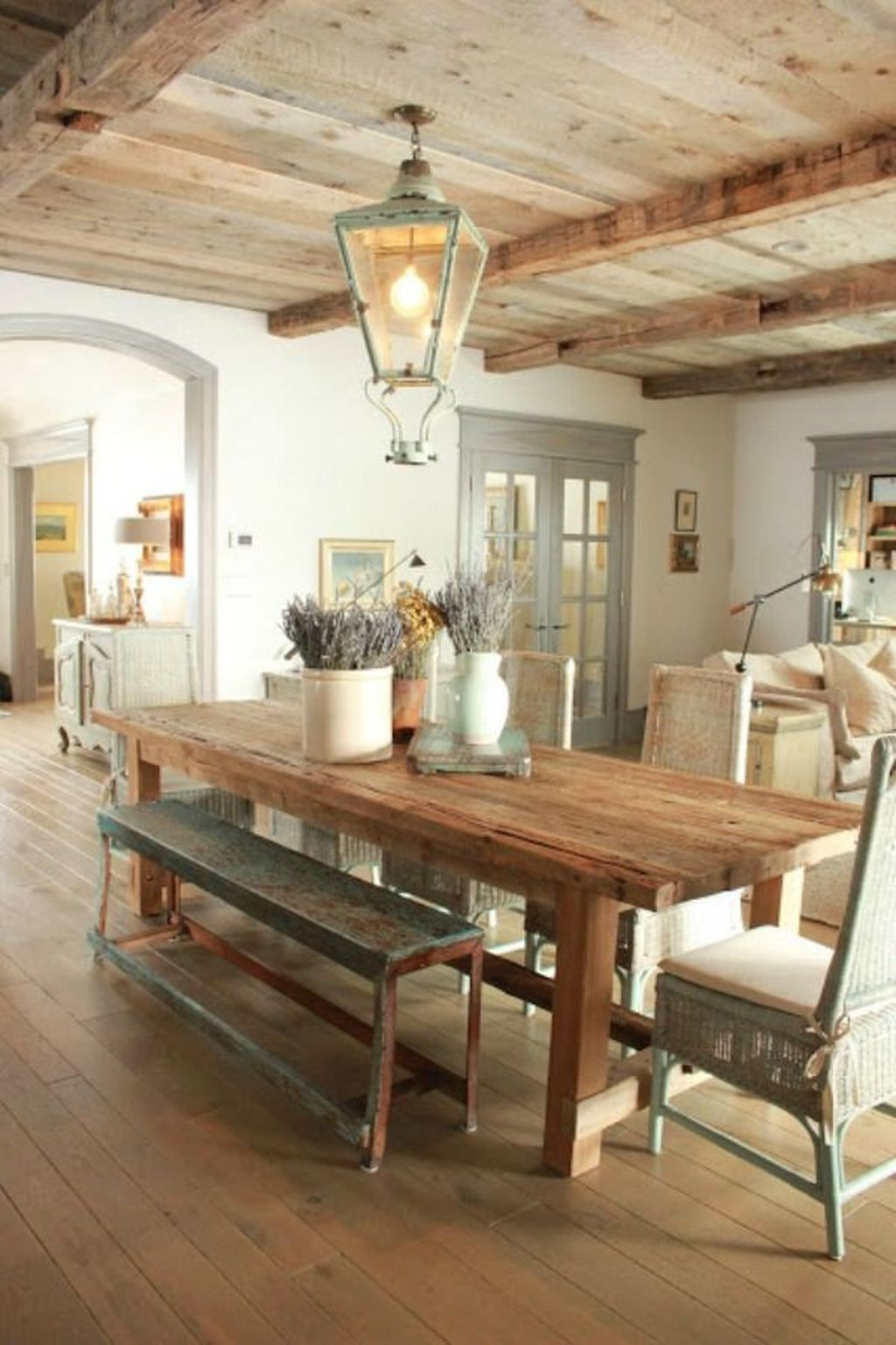 Stunning Rustic Interior Design Ideas That You Will Like 05
