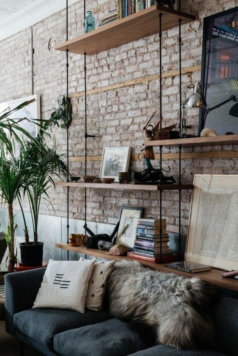 Stunning Rustic Interior Design Ideas That You Will Like 11