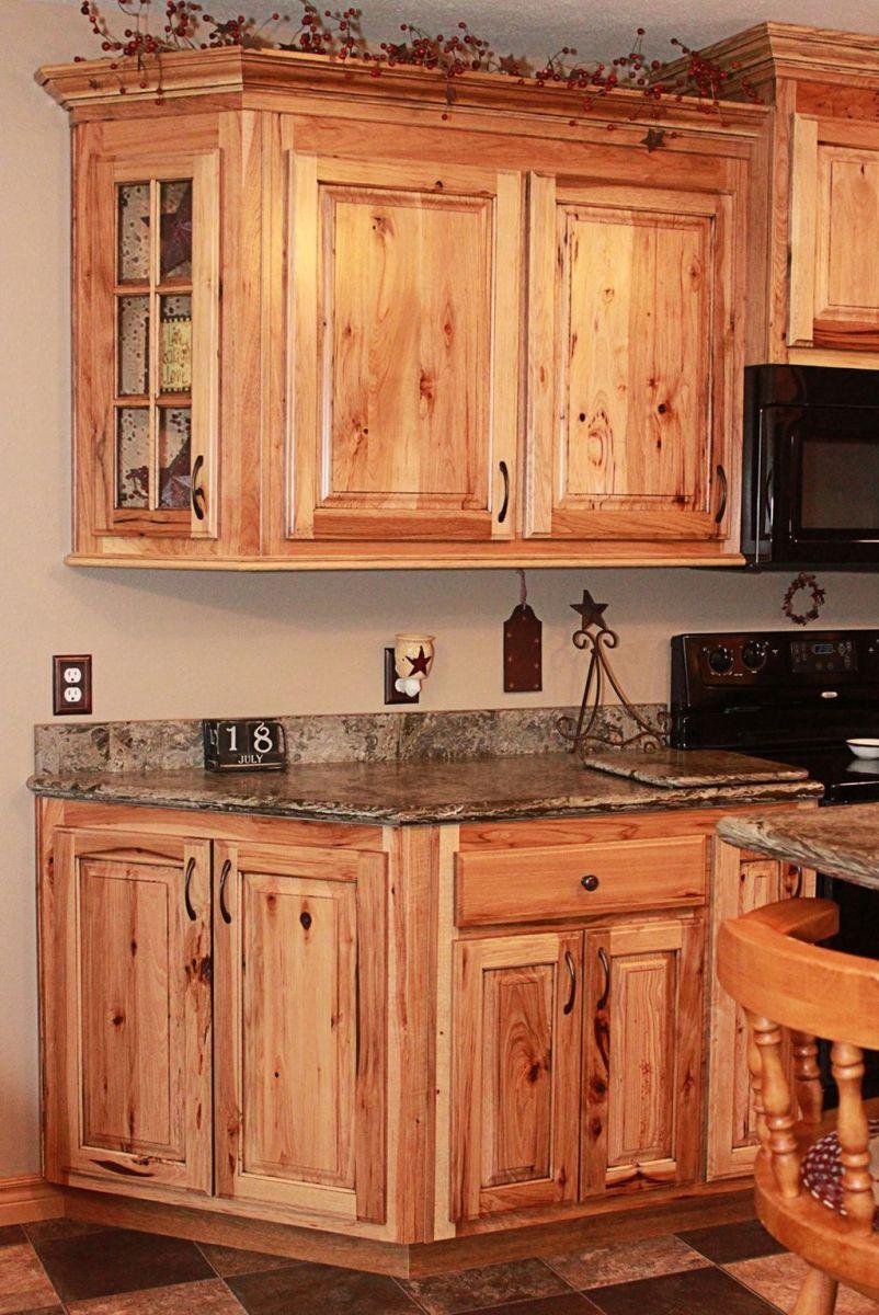 Stunning Rustic Kitchen Design And Decor Ideas 07