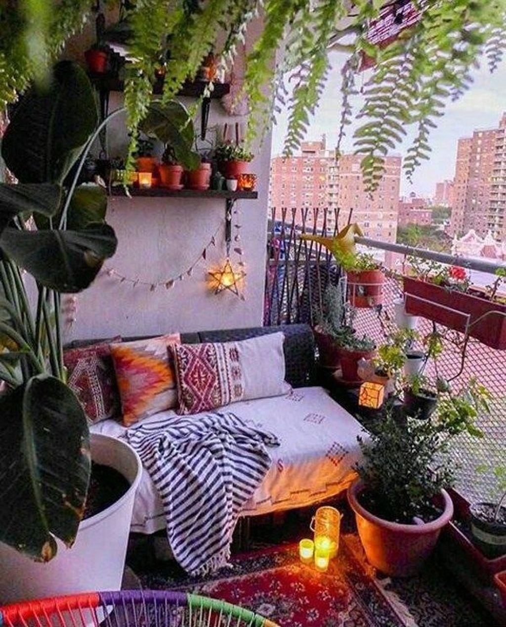 The Best Apartment Balcony Decor Ideas For Fall Season 17