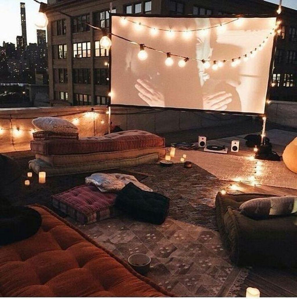 The Best Apartment Balcony Decor Ideas For Fall Season 21
