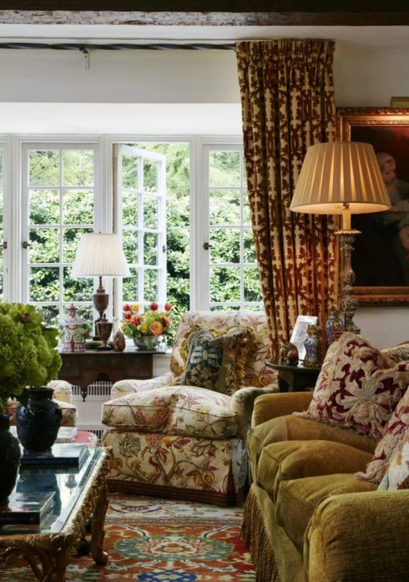 The Best Country Style Interior Design Ideas 10