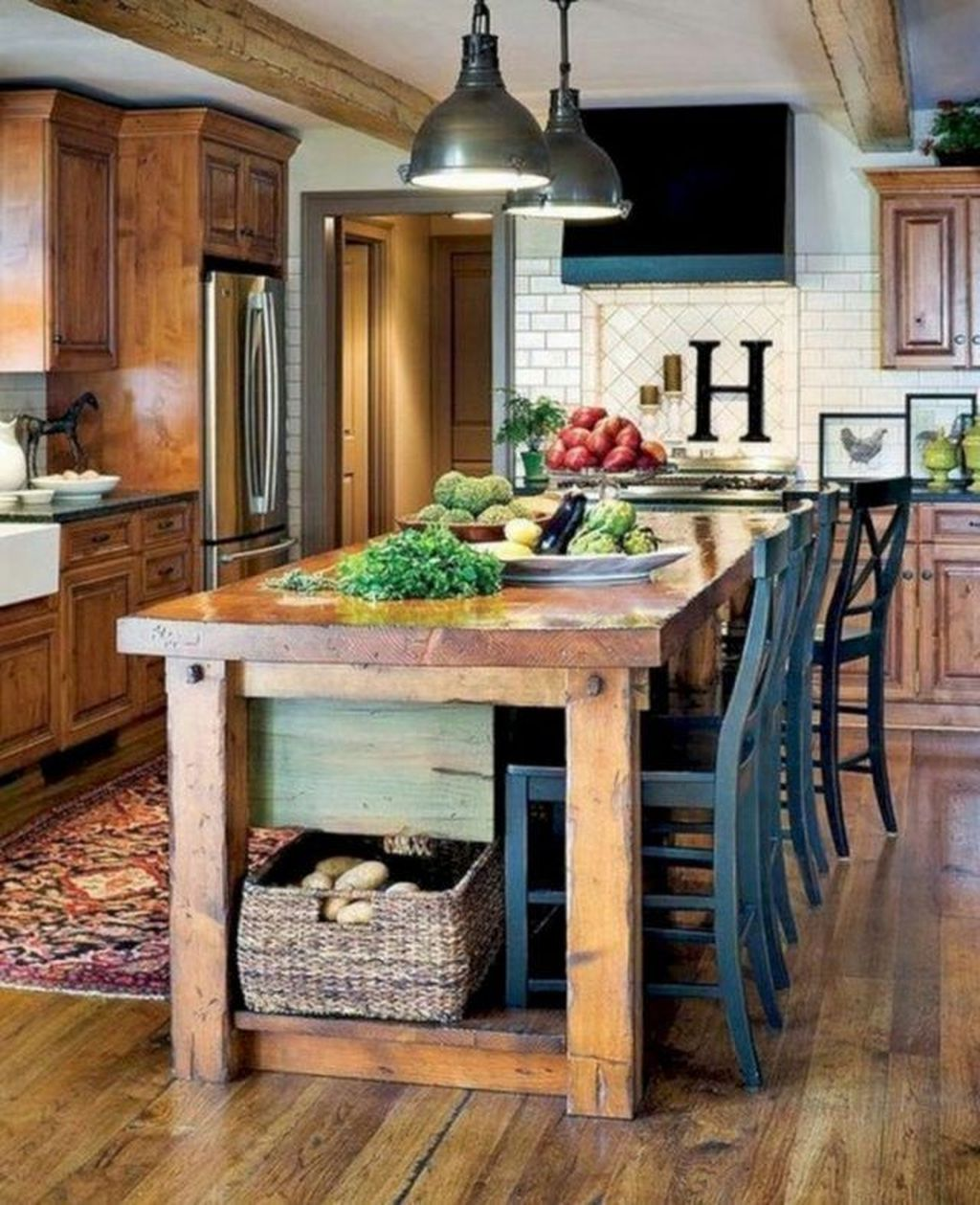 The Best Farmhouse Kitchen Design Ideas For You Try 06