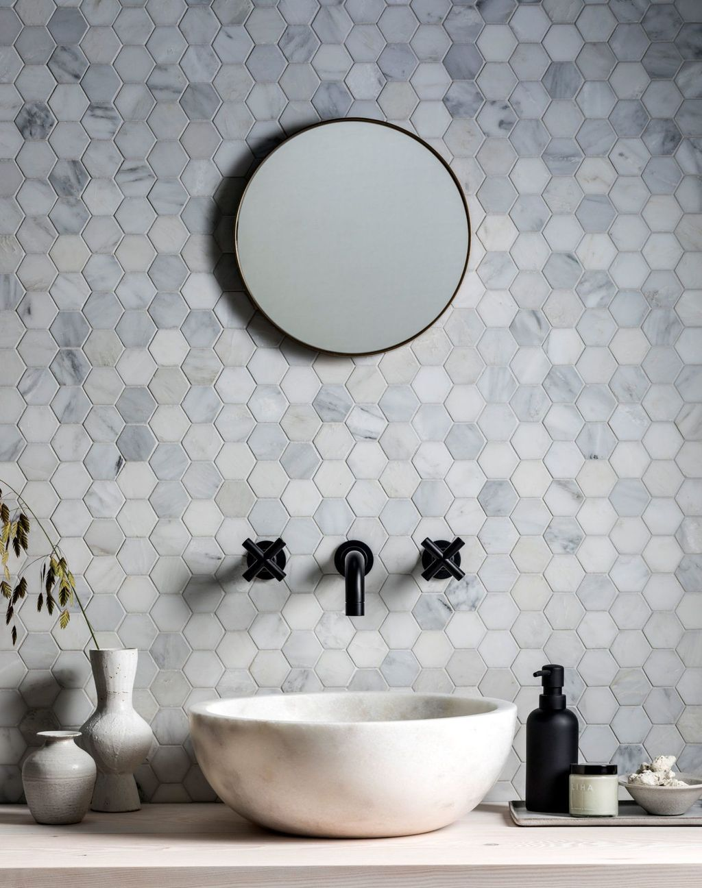 The Best Stone Tile Bathroom Ideas To Decorate Your Bathroom 08