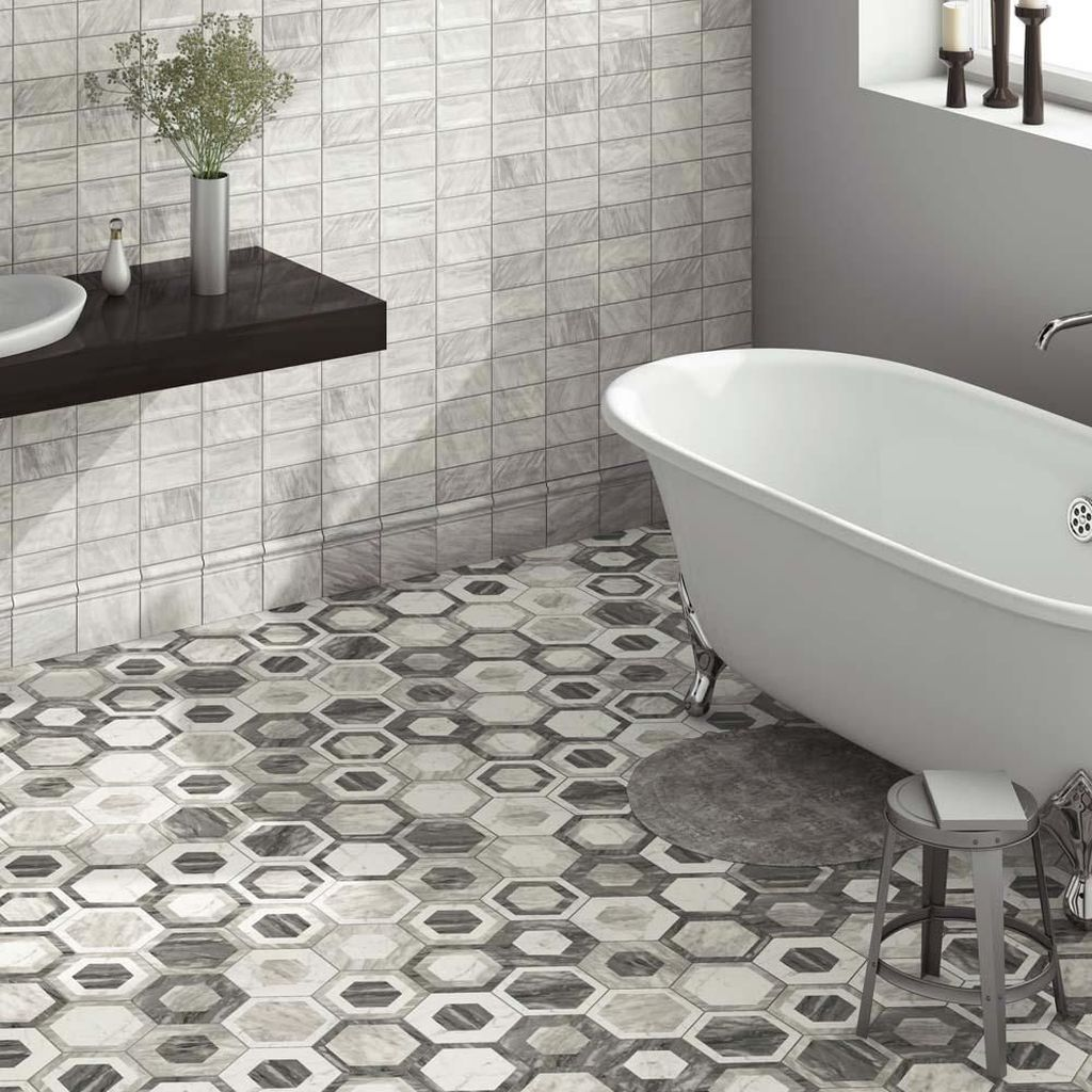 The Best Stone Tile Bathroom Ideas To Decorate Your Bathroom 28