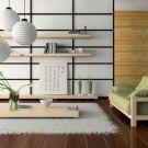 Amazing Japanese Living Room Decoration Ideas 13