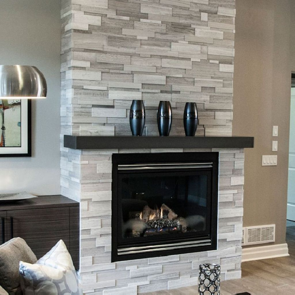 Awesome Living Room Design Ideas With Fireplace 07