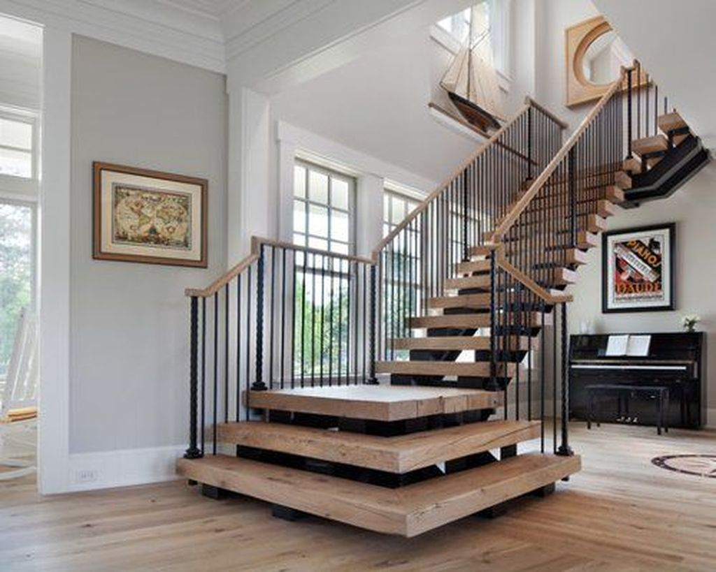 Awesome Minimalist Home Stairs Design Ideas 03