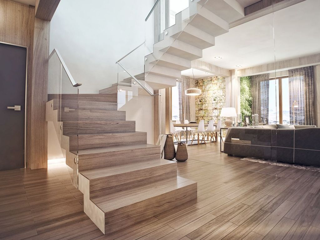 Awesome Minimalist Home Stairs Design Ideas 08