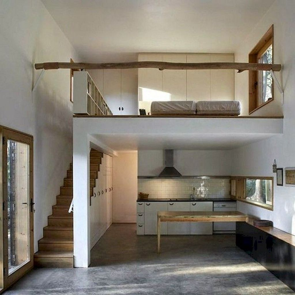Awesome Minimalist Home Stairs Design Ideas 12
