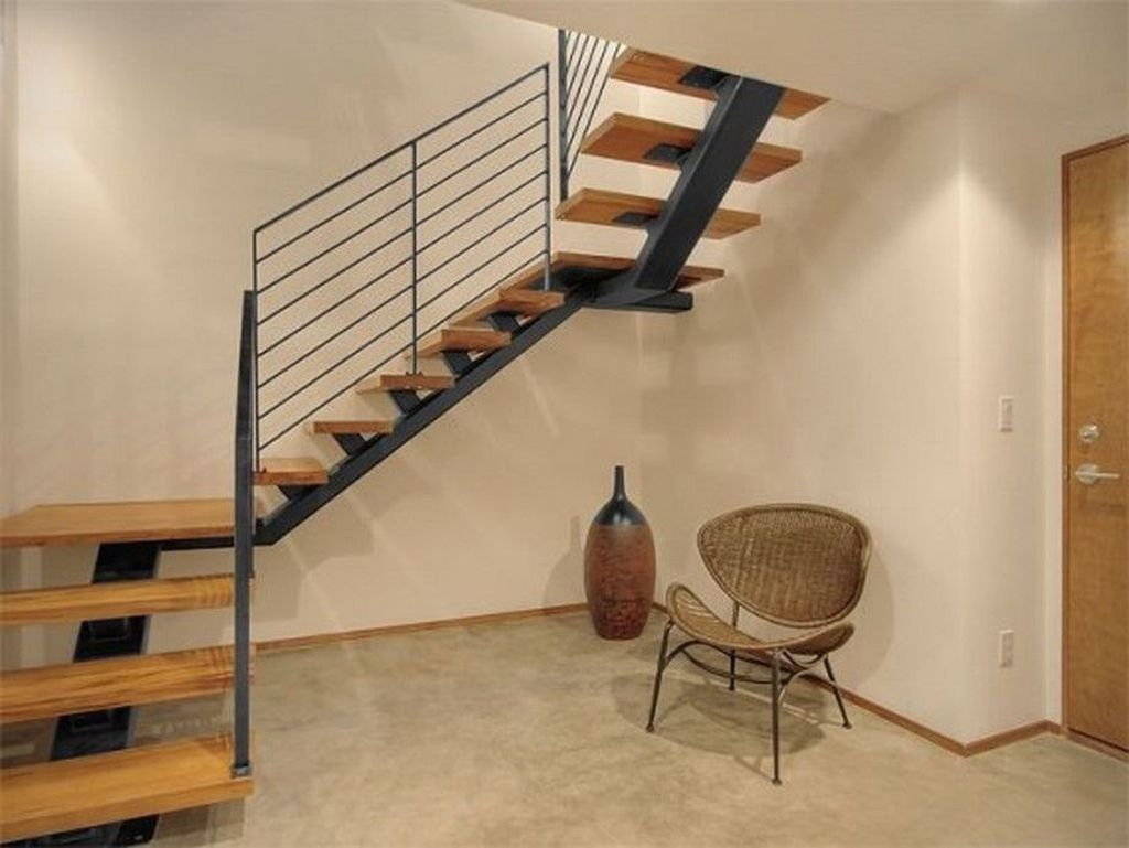 Awesome Minimalist Home Stairs Design Ideas 27