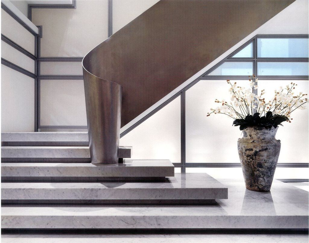 Beautiful Home Stairs Design Ideas With Modern Style 02