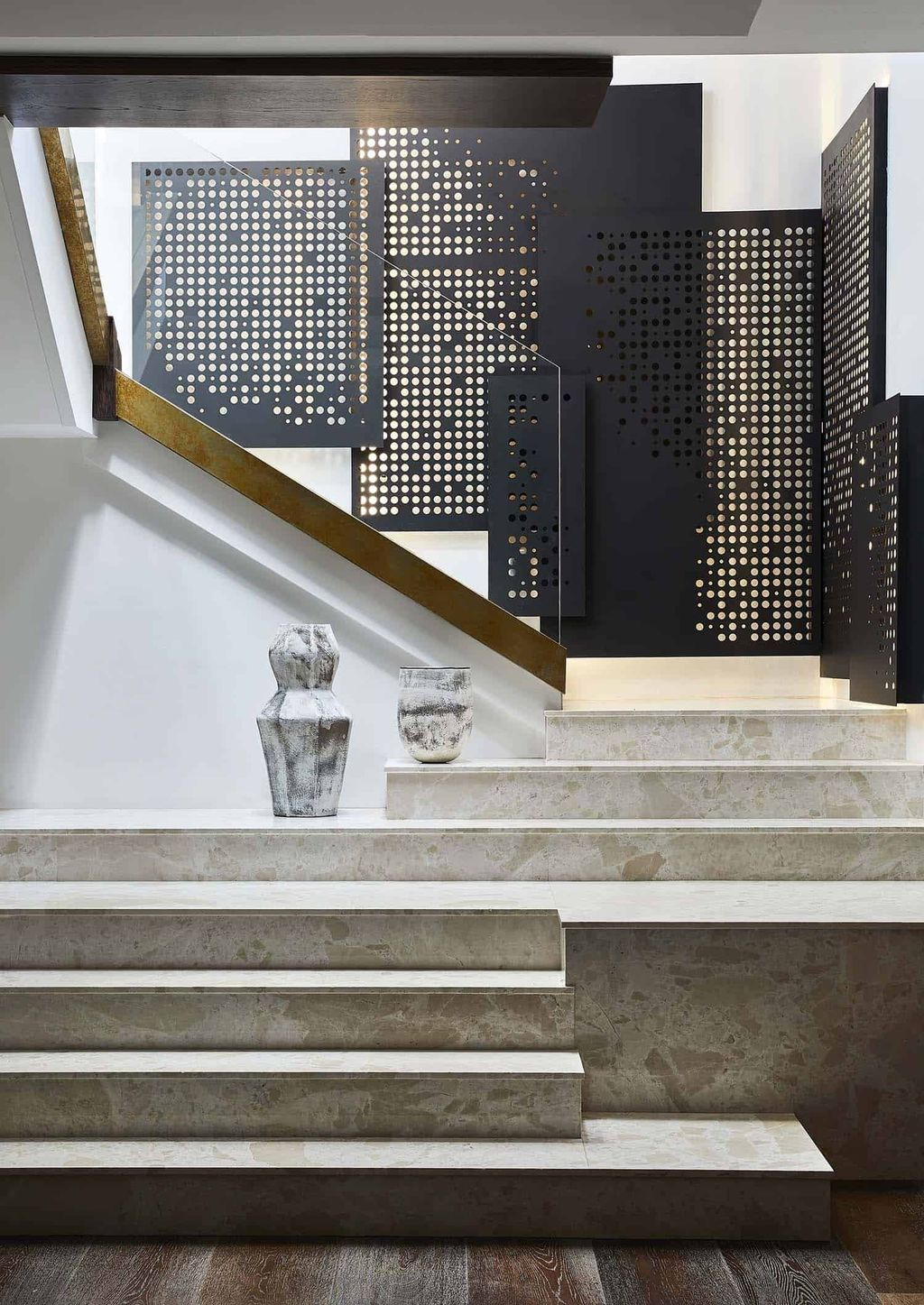 Beautiful Home Stairs Design Ideas With Modern Style 32