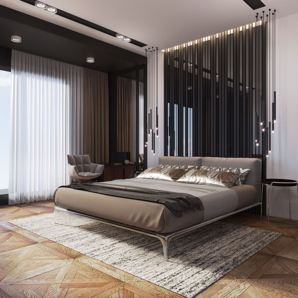 Fabulous Contemporary Bedroom Design Ideas 01