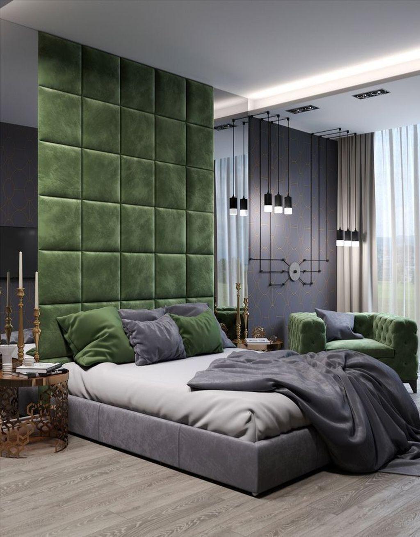 Fabulous Contemporary Bedroom Design Ideas 08