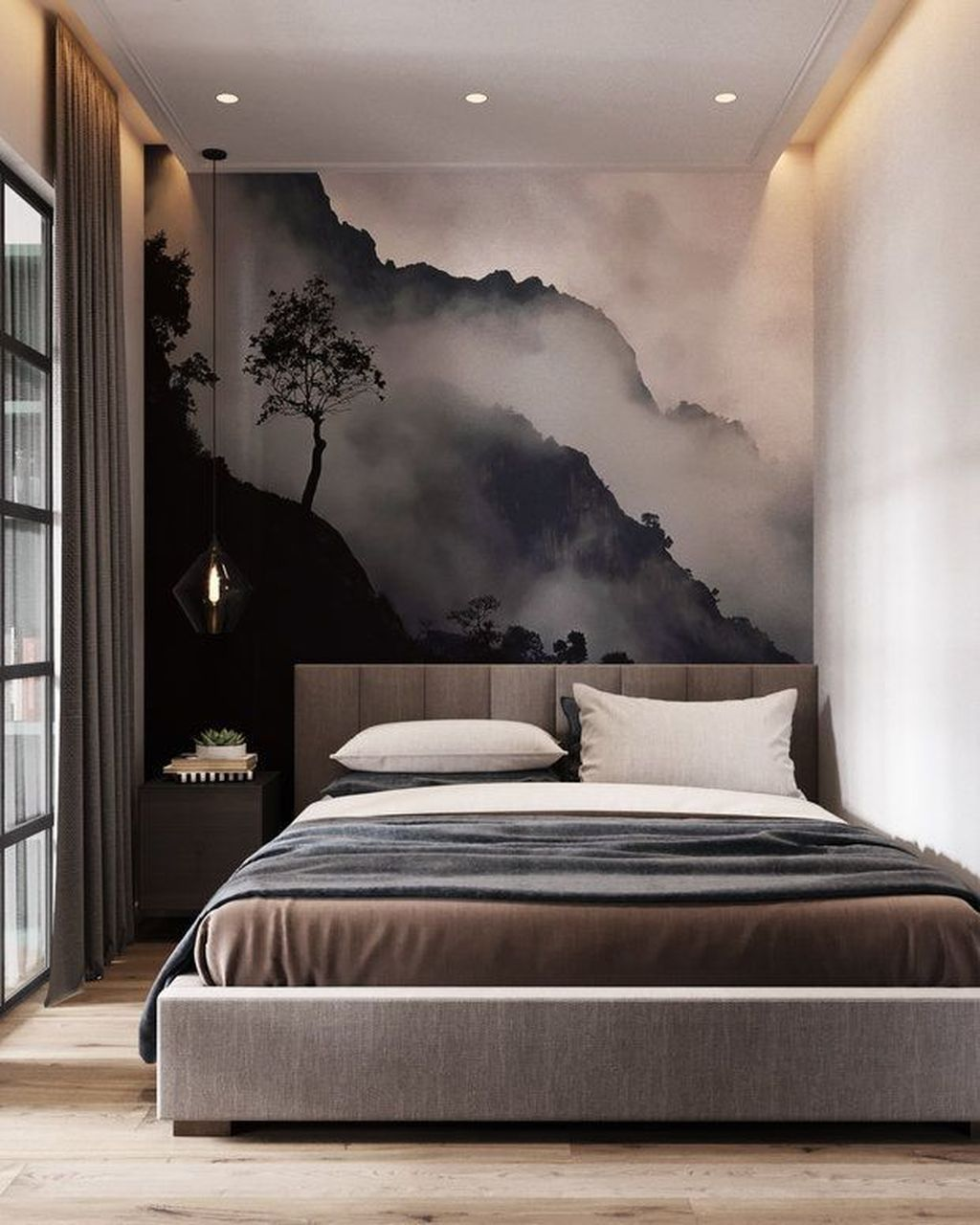 Fabulous Contemporary Bedroom Design Ideas 11