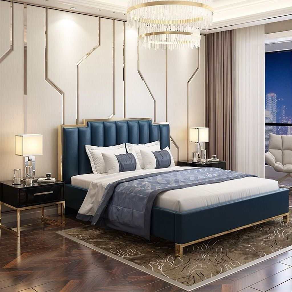 Fabulous Contemporary Bedroom Design Ideas 13