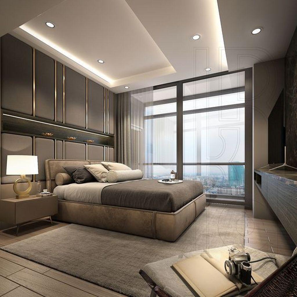 Fabulous Contemporary Bedroom Design Ideas 15