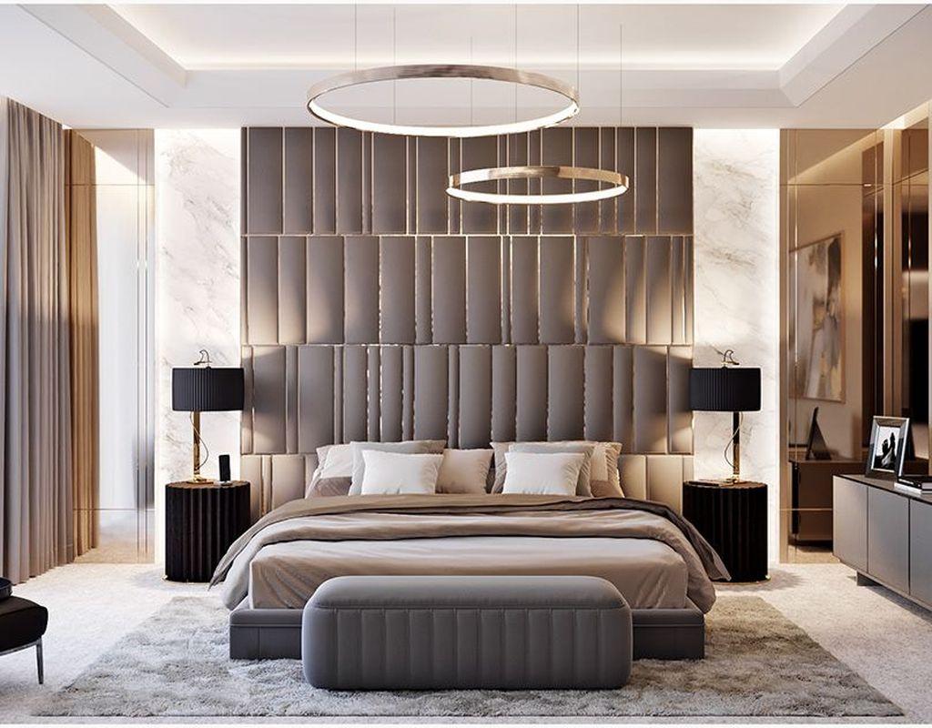 Fabulous Contemporary Bedroom Design Ideas 25