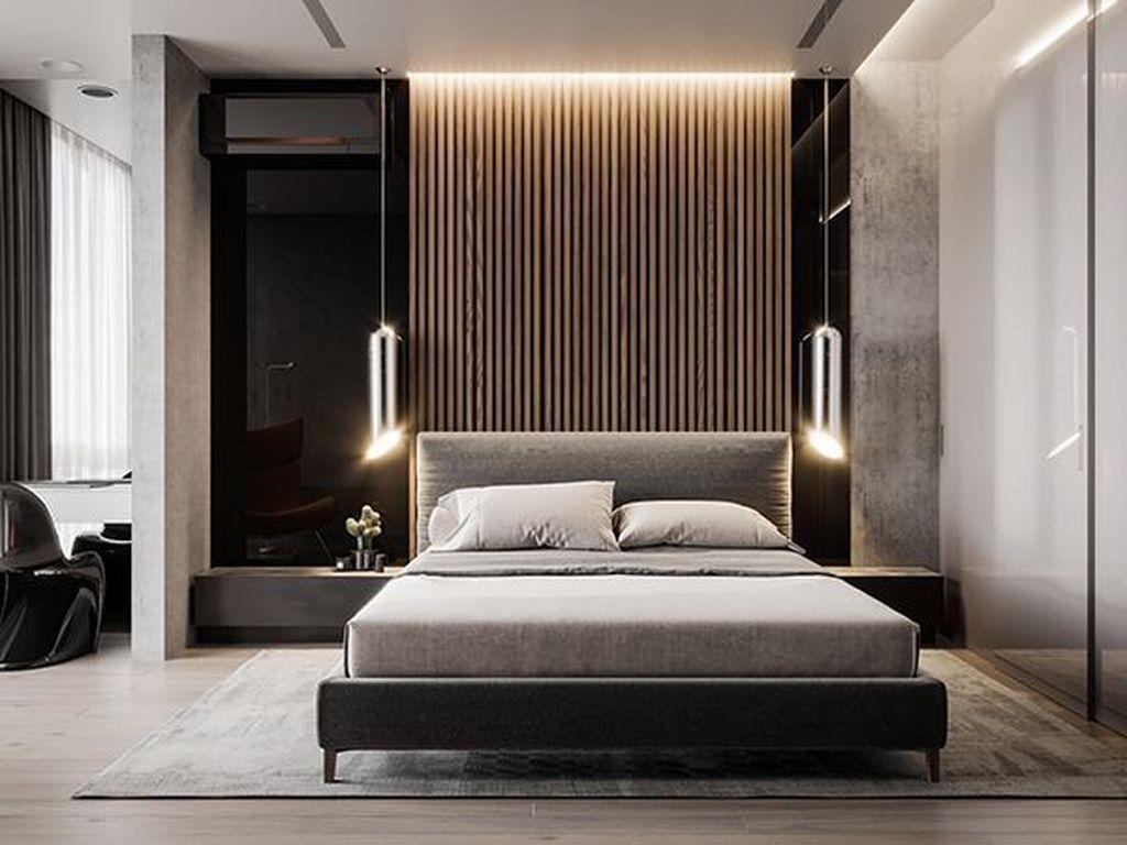 Fabulous Contemporary Bedroom Design Ideas 29