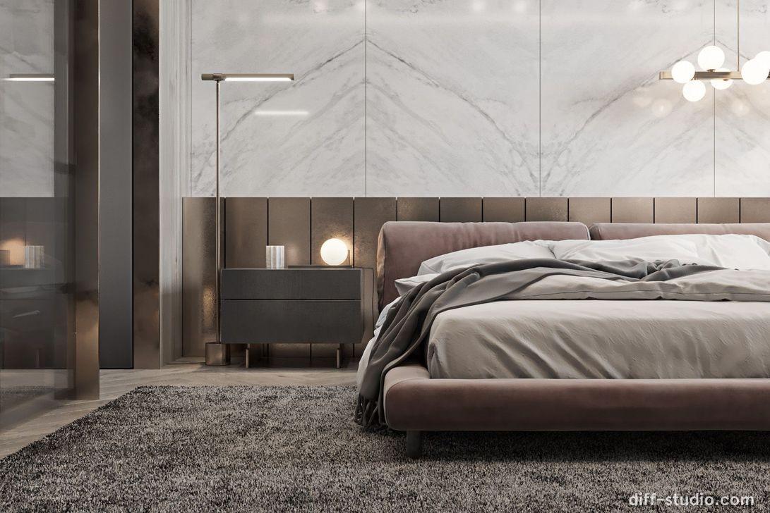 Fabulous Contemporary Bedroom Design Ideas 31
