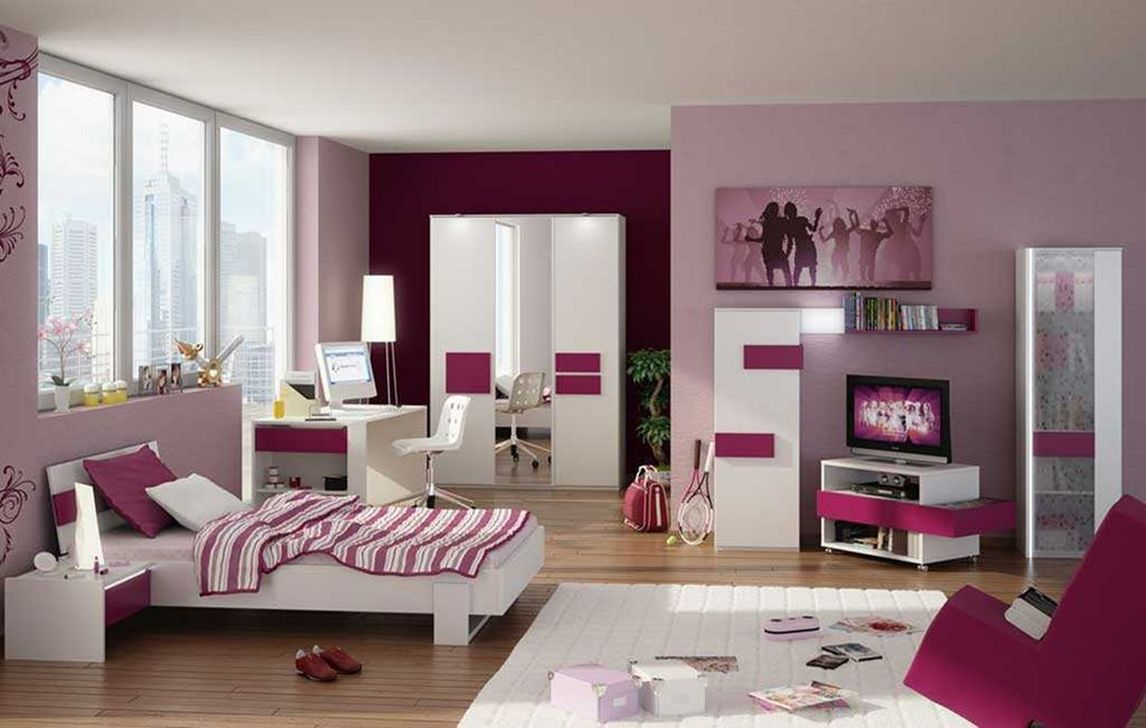 Gorgeous Bedroom Design Ideas For Teenagers 30