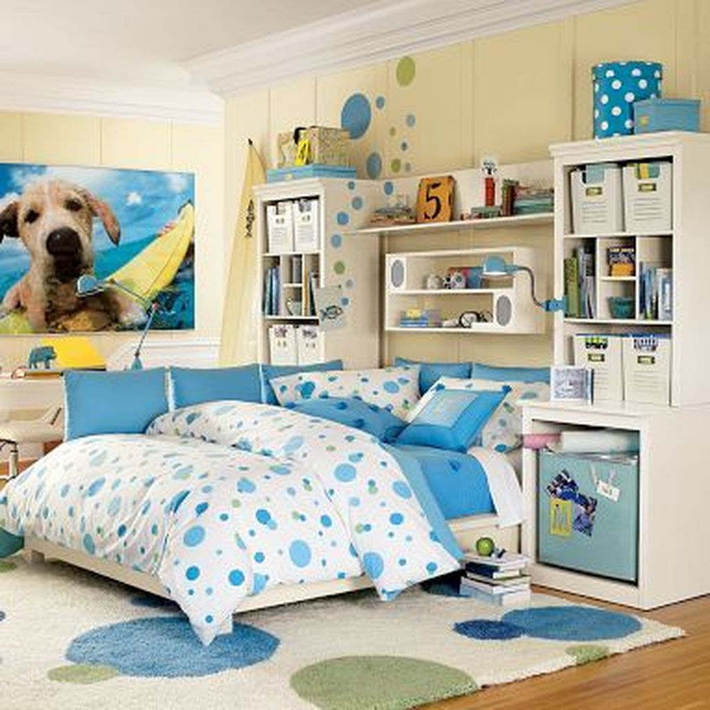 Gorgeous Bedroom Design Ideas For Teenagers 31